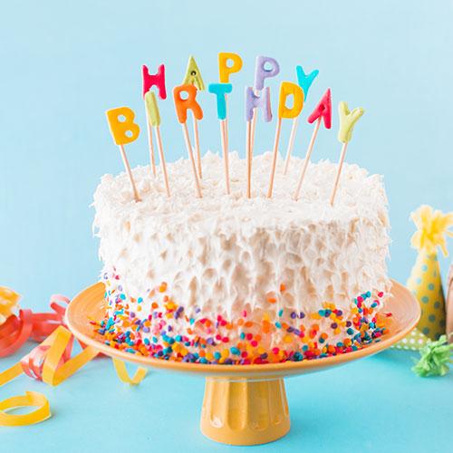 Torta Di Compleanno E Candeline: Origini